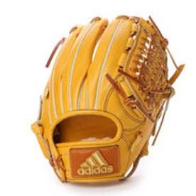 アディダス adidas ユニセックス 硬式野球 野手用グラブ AD BID45プロ6 NA B30715 (ゴールド)