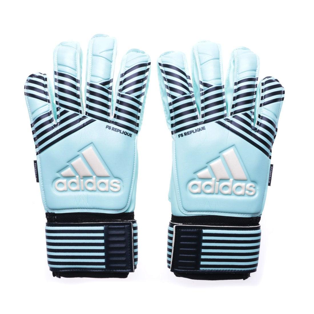 【SALE 30%OFF】アディダス adidas ユニセックス サッカー/フットサル キーパーグローブ エース フィンガーセーブ レプリカ BS1489