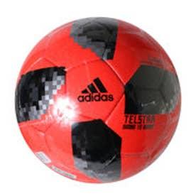 アディダス adidas ユニセックス サッカー FIFA ワールドカップ 2018 試合球 テルスター18 TELSTAR 18 グライダー5号球 赤色 AF5304RBK