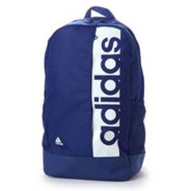 アディダス adidas デイパック リニアロゴバックパック DM7661 (ブルー)