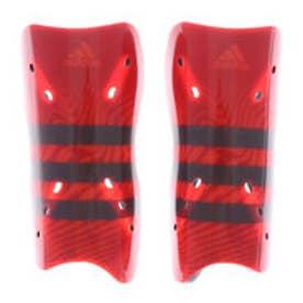 アディダス adidas サッカー/フットサル シンガード ストロングシンガード DM8827 (レッド)