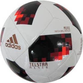 アディダス adidas サッカー 練習球 テルスター18 ミチター 決勝トーナメントモデル ミニ AFM1300F (他)