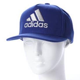 アディダス adidas キャップ ロゴフラットキャップ DJ0984 (ネイビー)
