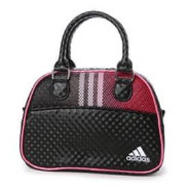アディダス adidas レディース ゴルフ ポーチ ウィメンズ ラウンドポーチ 1 AWT22 (ブラック)