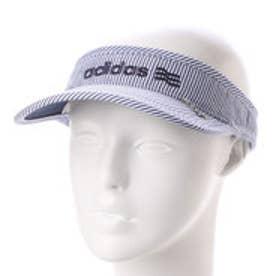 アディダス adidas レディース ゴルフ サンバイザー SP チャーム付きパターンバイザー AWV40