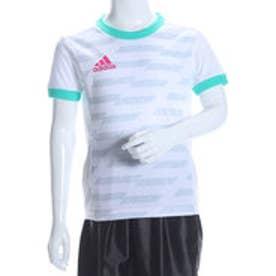 アディダス adidas ジュニア サッカー/フットサル 半袖シャツ KIDS X Rengi トレーニングジャージー 半袖 1 AJ1298