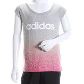 アディダス adidas ジュニア 半袖Tシャツ KIDS Girls FUN Tシャツ AK2044