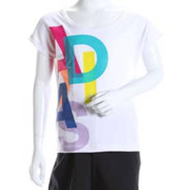 アディダス adidas ジュニアシャツ KIDS Girls ロゴ Tシャツ BFN70