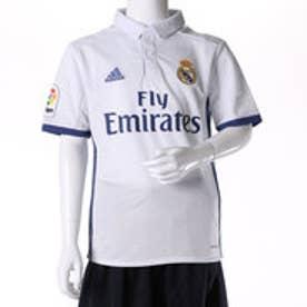 アディダス adidas ジュニア サッカー/フットサル ライセンスシャツ KIDS レアルマドリード H レプリカ ユニフォーム AI5189 (クリスタルホワイト S16/ローパープルS16)