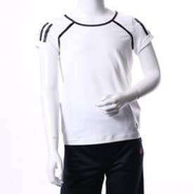 アディダス adidas ジュニア テニス 半袖Tシャツ GIRLS CLUB Tシャツ BK5862