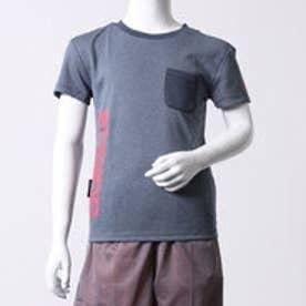 アディダス adidas ジュニア 半袖機能Tシャツ Girls ESS バックボーダー ポケットTシャツ BR1208