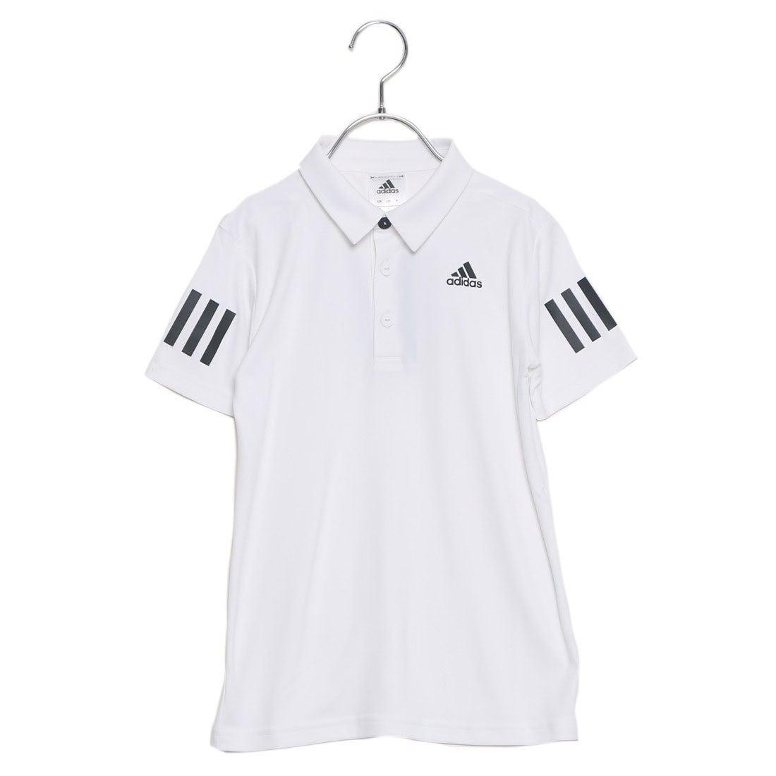 【SALE 50%OFF】アディダス adidas ジュニア テニス 半袖ポロシャツ BOYS CLUB ポロシャツ BJ8234