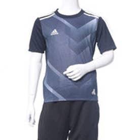 アディダス adidas ジュニア サッカー/フットサル 半袖シャツ KIDS RENGI トレーニングジャージー半袖2 CW4921