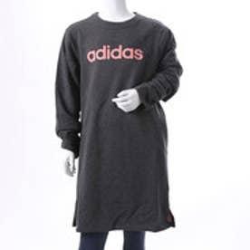 アディダス adidas ジュニア スウェットトレーナー Girls ESS フレンチテリードレス CD4973