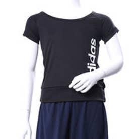 アディダス adidas ジュニア 半袖機能Tシャツ GTRNCLIMALITEリニアロゴTシャツ CF7154