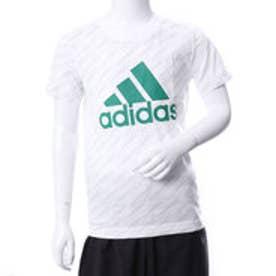 アディダス adidas ジュニア 半袖Tシャツ BESSビッグロゴTシャツGFX CF6512