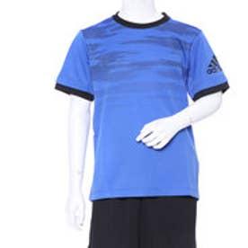 アディダス adidas ジュニア 半袖機能Tシャツ BTRNCLIMACOOLグラフィックTシャツ CX3905