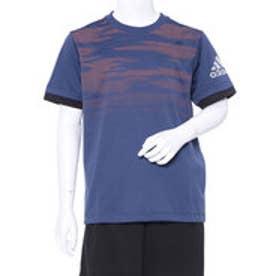 アディダス adidas ジュニア 半袖機能Tシャツ BTRNCLIMACOOLグラフィックTシャツ CX3898