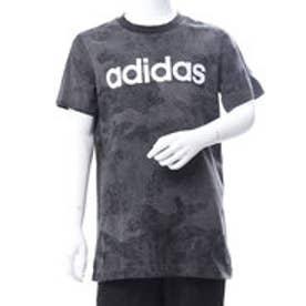 アディダス adidas ジュニア 半袖 Tシャツ BESSリニアロゴTシャツCAMO CF6494