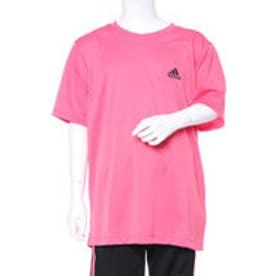 アディダス adidas ジュニア 半袖機能Tシャツ BTRNワンポイントロゴTシャツ CX3892