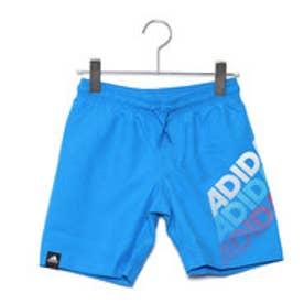 アディダス adidas ジュニア マリン 水着 キッズビーチショーツ リニアロゴ クラシックレングス CZ4041【返品不可商品】