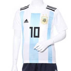 アディダス adidas ジュニア サッカー/フットサル ライセンスシャツ キッズモデル アルゼンチン代表 ホームレプリカユニフォーム(メッシ) BQ9288