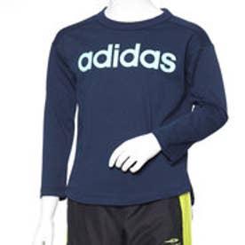 アディダス adidas ジュニア 長袖Tシャツ GIDリラックスLST DN1279