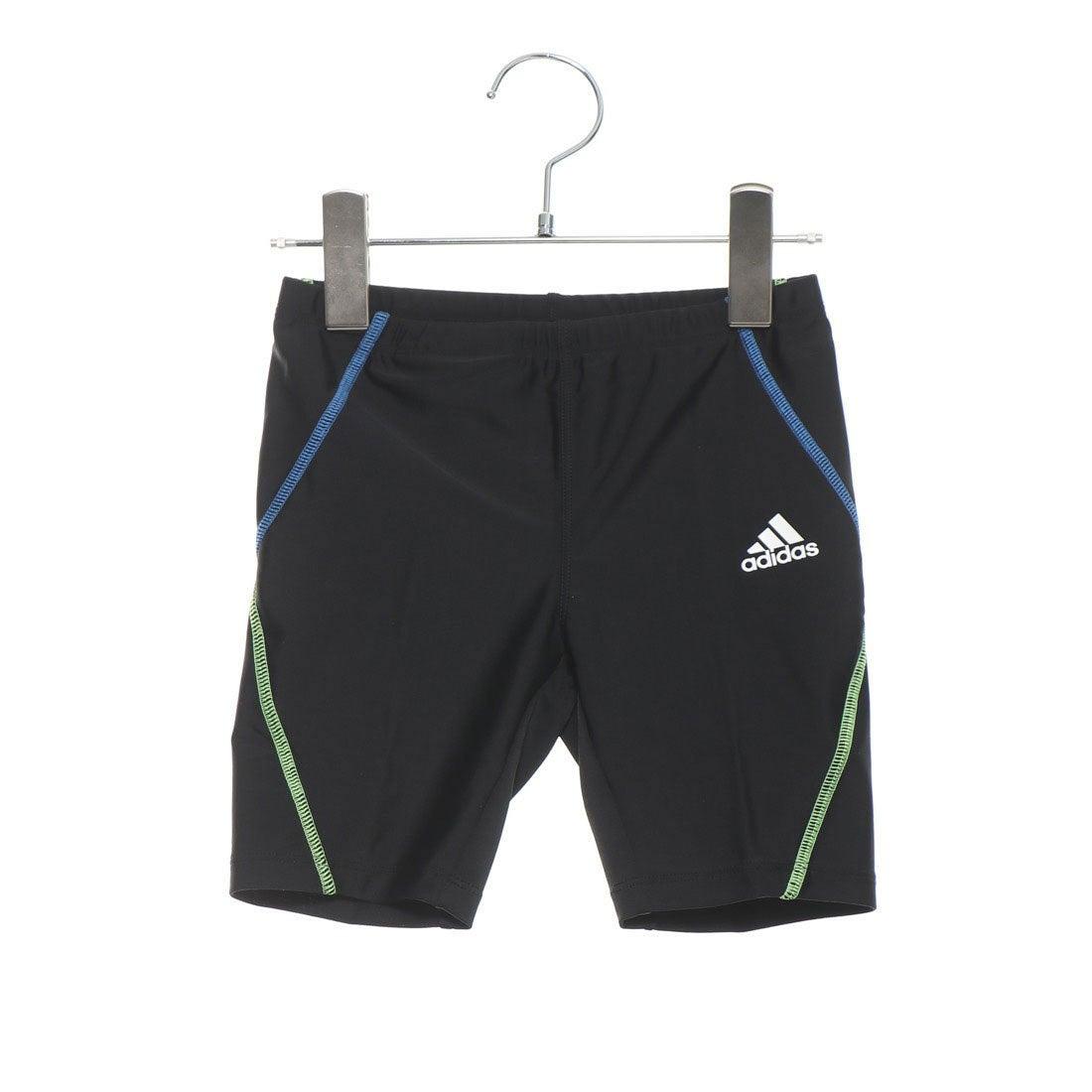 アディダス adidas ジュニア 水泳 スクール水着 フィットネスタイツ 18CM DV0891【返品不可商品】