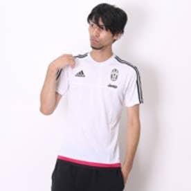 【アウトレット】アディダス adidas サッカーライセンスウェア JUVE トレーニング ジャージー S19396     ホワイト×ブラック (ホワイトBK)