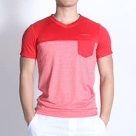 アディダス adidas Tシャツ HM テロテロ Tシャツ M BIO28 (レッド×レッド)
