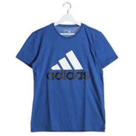 アディダス adidas Tシャツ ESS LOGO ショートスリーブTシャツ GWN33 (ダークブルー)