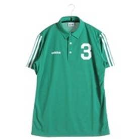 アディダス adidas ゴルフ半袖Tシャツ CCI05 (GREEN)