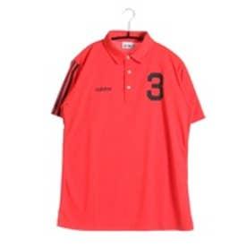アディダス adidas ゴルフ半袖Tシャツ CCI05 (RED)
