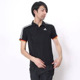 アディダス adidas メンズ 半袖機能ポロシャツ Traing Ess 3ストライプポロ AP3904