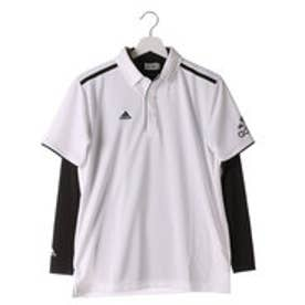 アディダス adidas メンズ ゴルフ セットシャツ レイヤードシャツ CCL49
