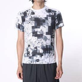 アディダス adidas メンズ 半袖機能Tシャツ レイヤリング トレーニングショートスリーブグラフィックTシャツ AZ8500