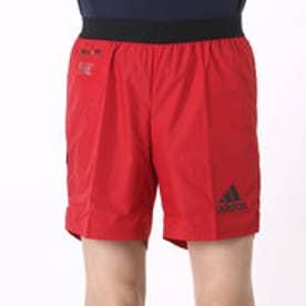 アディダス adidas メンズ ウインドハーフパンツ レイヤリング 撥水ウインドショートパンツ B43000