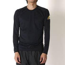 アディダス adidas メンズ 長袖機能Tシャツ M ESSENTIALS ベーシック 長袖Tシャツ AZ4787