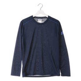 アディダス adidas メンズ 長袖機能Tシャツ M ESSENTIALS ベーシック 長袖Tシャツ AZ4789