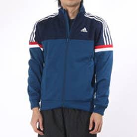 アディダス adidas メンズ 長袖ジャージジャケット M カラーブロック ウォームアップジャージ ジャケット BS3005