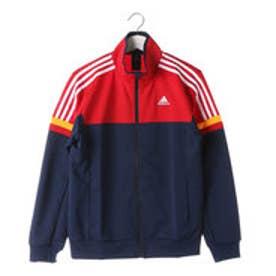 アディダス adidas メンズ 長袖ジャージジャケット M カラーブロック ウォームアップジャージ ジャケット BS3002