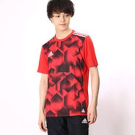 アディダス adidas メンズ サッカー/フットサル 半袖シャツ RENGI グラフィックトレーニングジャージーSS2 BK3754