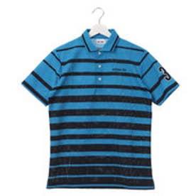 アディダス adidas メンズ ゴルフ 半袖シャツ JP SP グラデーションストライプ S/Sシャツ CCM36