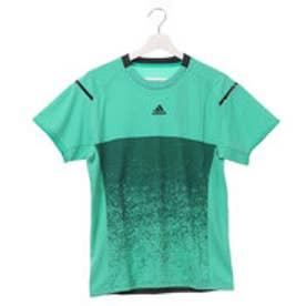 アディダス adidas メンズ テニス 半袖Tシャツ MENS CLUB グラデーションプリント Tシャツ S98948