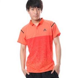アディダス adidas メンズ テニス 半袖ポロシャツ MENS CLUB グラデーションプリント ポロシャツ S98942