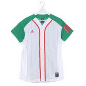 アディダス adidas メンズ 野球 半袖Tシャツ US ベースボールシャツ BR5597