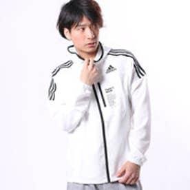 アディダス adidas メンズ クロスジャケット M 24/7 ライトクロス ジャージジャケット BR0971