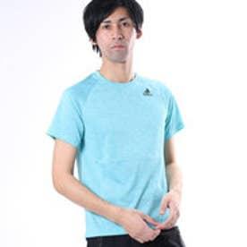アディダス adidas メンズ 半袖機能Tシャツ D2M トレーニングモクワンポイントTシャツ BJ8606
