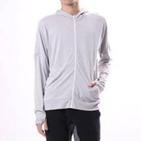 アディダス adidas メンズ 長袖機能Tシャツ M ID ライトフルジップパーカー BR0949
