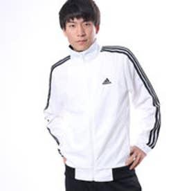 アディダス adidas メンズ 長袖ジャージジャケット M ESSENTIALS 3ストライプス ジャージ BR1128